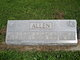 """James Albert """"Jim"""" Allen"""