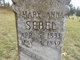 """Mary Anna """"Anna"""" <I>Sebel</I> LeBold"""