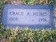 Grace A. Heims
