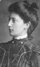 Frances Electa <I>Hobart</I> Cromwell
