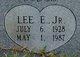 """Lee Ernest """"Judge"""" Ainsworth, Jr"""