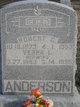 Verna L. <I>Rice</I> Anderson