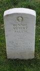 Bennie Aubery Allen