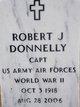 Robert J Donnelly