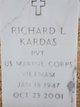 Richard L Kardas