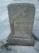 Profile photo:  Walter L. Abbott