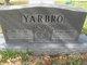 Mary Louise <I>Bell</I> Yarbro