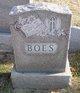 Profile photo:  Boes