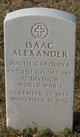 Isaac Alexander