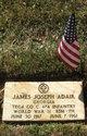 Profile photo:  James Joseph Adair