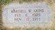 """Profile photo:  Agnes Mardell """"Mardell"""" <I>Wehunt</I> Akins"""