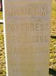 Profile photo:  James M. Poythress