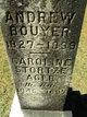 Profile photo:  Andrew Bouyer