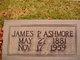 James Pinkney Ashmore Sr.