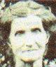 Susanna <I>Lowe</I> Catron
