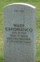 Profile photo:  Mary Capobianco