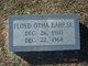 Floyd Otha Earp, Sr