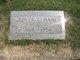 Grover Cleveland Hanes