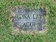 Profile photo:  Edna <I>Leigh</I> Acup