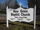 New Grace Baptist Church Cemetery