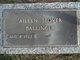 Profile photo:  Aileen <I>Slover</I> Ballinger
