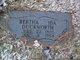 Profile photo:  Bertha Ida Duckworth