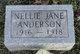 Nellie Jane Anderson