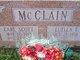 Profile photo:  Carl Scott McClain