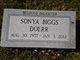 Sonya Biggs Doerr