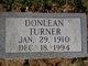 Donlean Turner