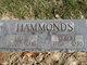 Ollie E <I>Hatter</I> Hammonds