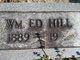 William Edgar Hill