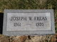 Joseph William Freas
