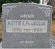 Hattie Elizabeth <I>Odam</I> Flanagan