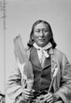 Profile photo:  Chief Young Man Afraid of His Horses
