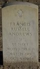 Profile photo:  Francis Russell Andrews