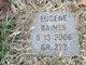 Profile photo:  Eugene Baines