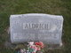 Lillian Wilhelmine <I>Smith</I> Aldrich