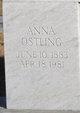Profile photo: Mrs Anna <I>Ostling</I> Alquist