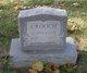 Gladys Dessie <I>Bolon</I> Crouch