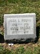 Profile photo:  Alda Laura <I>Snyder</I> Biddle