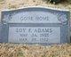 Loy F. Adams