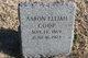 """Profile photo:  Aaron Elijah """"Lige"""" Coop"""