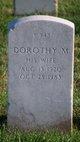 Profile photo:  Dorothy M Morri