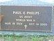 Paul E Phelps