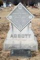 Profile photo:  George Stafford Abbott