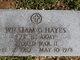 William G. Hayes