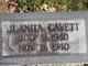 Juanita Cavett