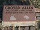 Grover Allen
