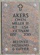 Owen Miller Akers, III